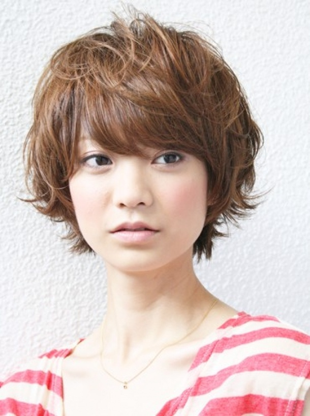 Short Hairstyles For Women Japanese Haircuts Hair Style - Free Download Short Hairstyles For Women Japanese Haircuts Hair Style #9550 With Resolution 370x496 Pixel | KookHair.com