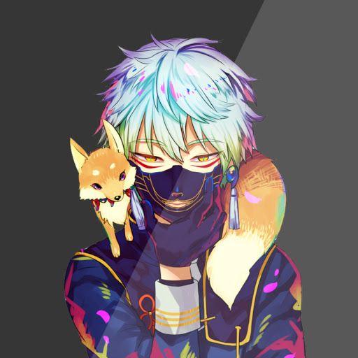 Profile Picture Anime Fox Boy Anime Touken Ranbu