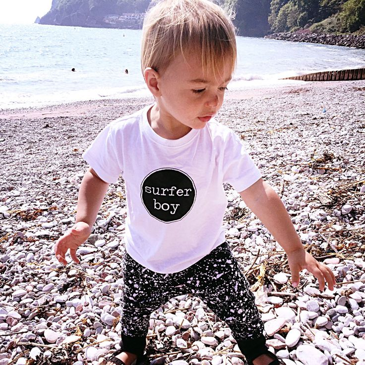 SURFER BOY 100 Cotton Tshirt