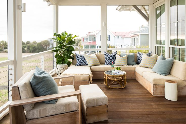 10 Cozy Decor Ideas For Your New Year S Eve Dining Room: 17 Best Ideas About Screened Porch Decorating On Pinterest