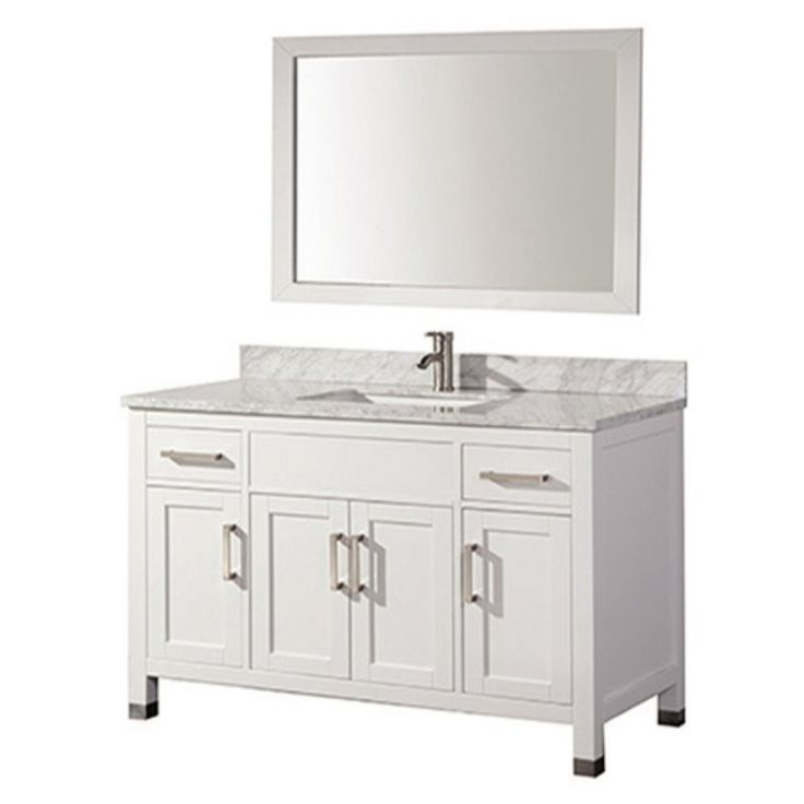 17 Best Ideas About Single Sink Vanity On Pinterest
