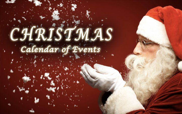 Family Christmas Events in SF Peninsula