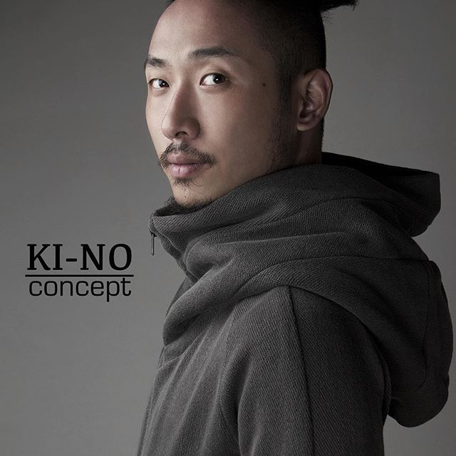 KI-NO concept A/W15 collection ▪️Jacket with extra volumed hood, pockets at front and extra long sleeves. Fabric: japanese cotton 100% #kinoconcept