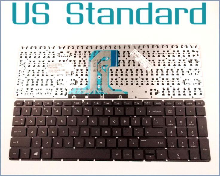 "US English Version Keyboard for HP Pavilion 15-AC 15-AF 250 G4 255 G4 256 G4 F8Z12PA#ABG SN7145 15.6"" Laptop No Frame"