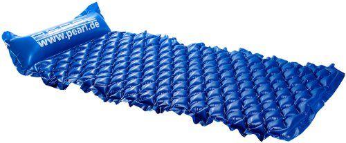 PEARL-Komfort-Luftmatratze-fr-ideale-Liegebedingungen-auf-dem-Wasser