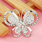 Exquisite Flower Brooch(Random Color) – CAD $ 3.60