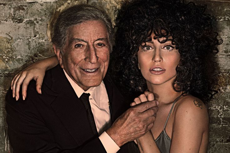 Tony Bennett and Lady Gaga : Cheek to Cheek