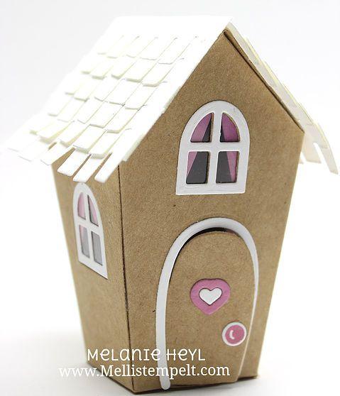 Ein Haus für alle Fälle   Stampin' UP! , Stampin' UP! Demonstratorin, Stampin' UP! Melanie Heyl