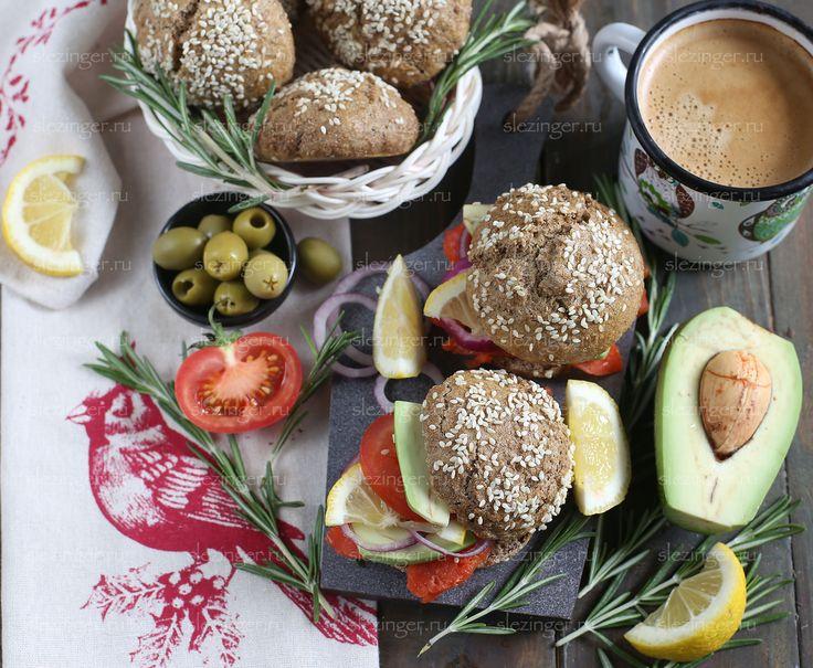 Полезные булочки к завтраку | Рецепты правильного питания - Эстер Слезингер