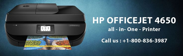 Support for HP OfficeJet 4650 Driver & Software downloads  The Officejet 4650 multifunction printing device is an excellent inexpensive inkjet printer. After setup your printer, you can installing the printer software. You can download the latest printer software through 123hpcom official site. If you need any help regarding driver software installation or queries about officejet 4650 printer call our toll free number +1-800-836-3987 or visit http://123hpcomoj4650.com/123-hp-com-oj4650…