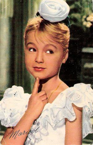 Josefa Flores González, más conocida como Marisol o Pepa Flores (Málaga, 4 de febrero de 1948) es una cantante y actriz española.