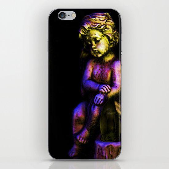 Engelwesen Welten iPhone & iPod-Haut-