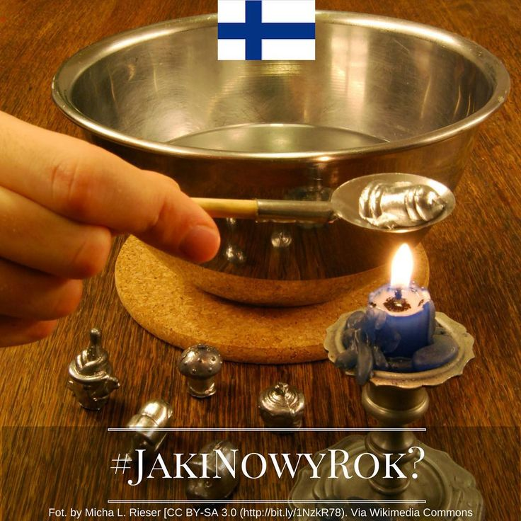 Jaki będzie Nowy Rok? Tego jeszcze nie wiemy, ale znamy ciekawe sylwestrowe i noworoczne zwyczaje europejczyków. Chcecie je poznać? Śledźcie naszą instakampanię każdego dnia, aż do 1 stycznia 2016 r. Wejdźmy w nowy, 2016 rok razem z nadzieją i uśmiechem!  Dzień 2 - Finlandia! Sylwestrowa noc to dla Finów czas przepowiedni i wróźb. Właśnie wtedy, nad płomieniem świecy rozpuszczany jest metal (zwykle ołów), który następnie wlewany jest do wody. Zastygłe wzory obserwuje się przy rozedrganych…