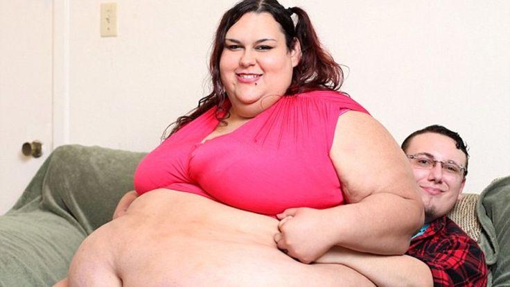 #Obèse morbide, elle rêve de devenir la plus grosse femme du monde - TVA Nouvelles: Public.fr Obèse morbide, elle rêve de devenir la plus…