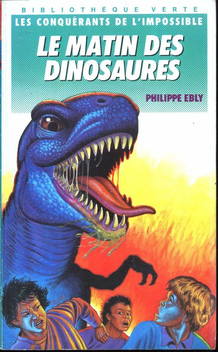 Philippe Ébly Hachette Bibliothèque Verte 1988