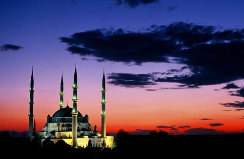Edirne - Selimiye Mosque, Turkey