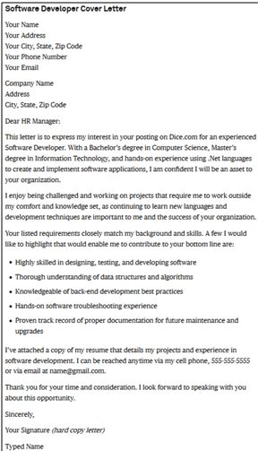 Resume Cover Letter  How To Make A Professional Cover Letter