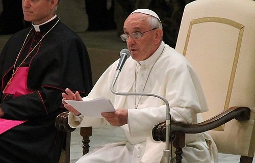 Pope: Marriage cannot be based simply on emotional satisfaction #marriage #PopeFrancis