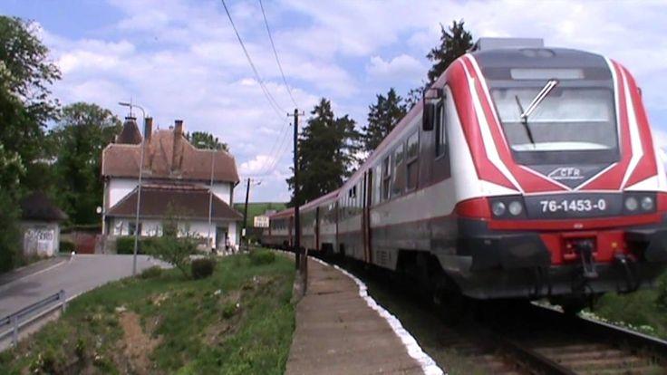 Trenuri Baile Ocna Sibiului - 06.05.2012