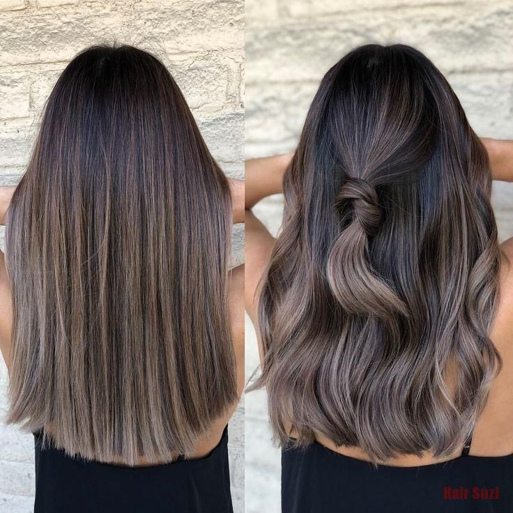 Staight VS Knot Cool or Heat 🧐🧐 Minimize and shade by @andrewlovescolor Product Balayage