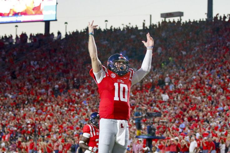 Ole Miss QB Chad Kelly may still go to the Combine = The NFL decided to uninvite Ole Miss QB Chad Kelly from the Scouting Combine. However, according to his agent and Mike Florio of NBC's Pro Football Talk, he may just…..