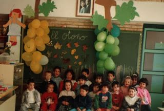 Escuela infantil castillo de Blanca: OTOÑO: LA VENDIMIA