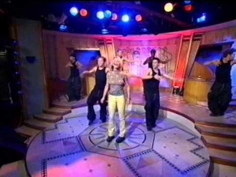 Live performance of Oops! i did it again live in ITV's This Morning show in the UK from the year 2000.