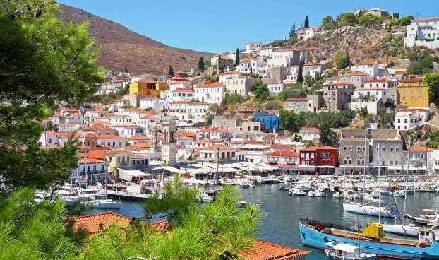 Hydra, Greece - Siaath/iStock/Getty Images