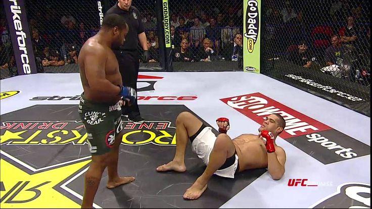 Daniel Cormier vs Bigfoot Silva UFC FIGHT PASS Free Fight