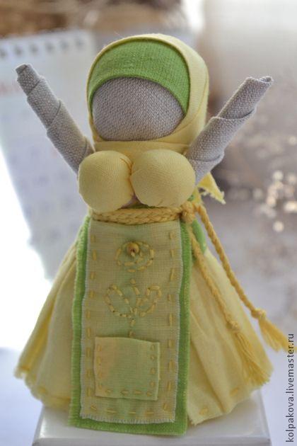 """Народные куклы ручной работы. Ярмарка Мастеров - ручная работа кукла-оберег Радостея""""Первоцвет"""".. Handmade."""