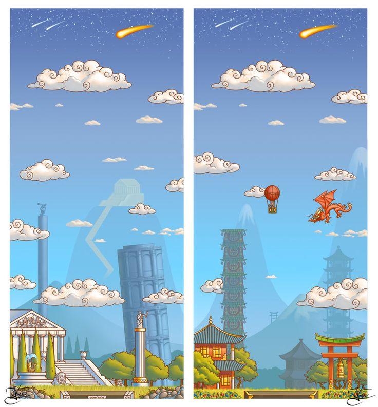 Game Background by ~Goramitrio on deviantART