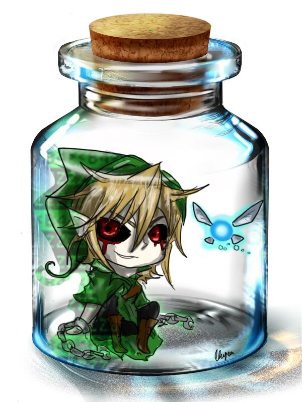 BEN in a bottle. Hmm....... I wonder if jeff had ever thought to put water in it... NO JEFF THAT WAS NOT AN IDEA !*takes water away from him*