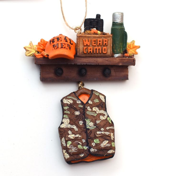 17 Best Images About Camo Christmas Decorations On