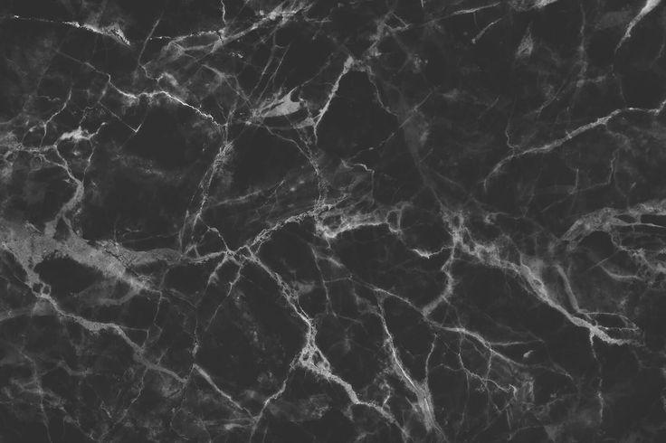 Black Marble Wallpaper Mural | Hovia | Desktop wallpaper ...