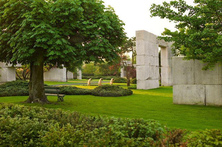 Tree museum-Enea Garden design 11 « Landscape Architecture Works | Landezine