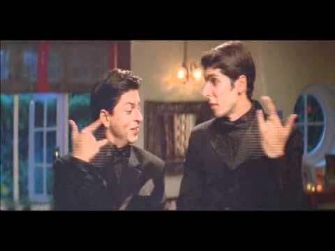 Main Hoon Na (Scene) Can't Dance