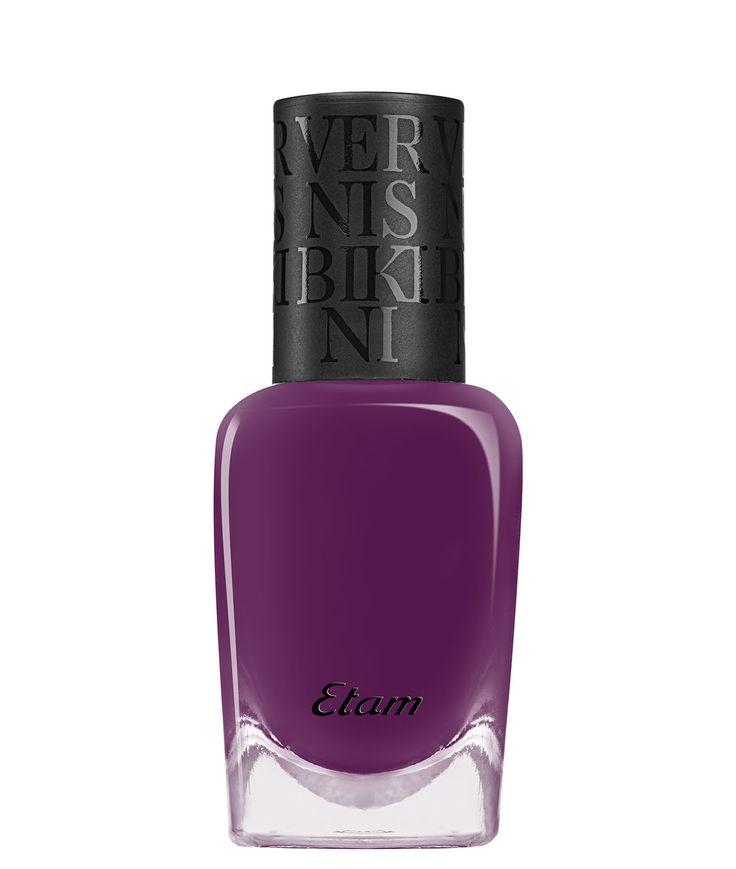 N°94 - ZINZOLIN Laqué #nail #nailart #pushupyourbeauty #beauty #purple