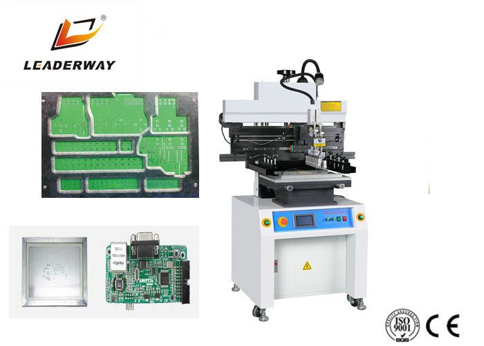 Features Using Precision Guide Rail And The Import Motor To Drive The Blade Seat Conversion Printing And High Accuracy Printing Scraper Can Rotate 45 Deg
