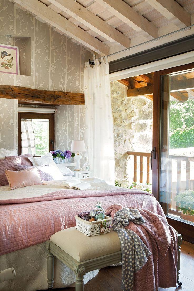 D coration de la chambre romantique 55 id es shabby chic for Decoration shabby romantique