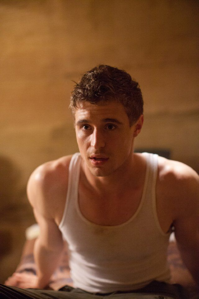 Still of Max Irons in The Host....can't wait!!!