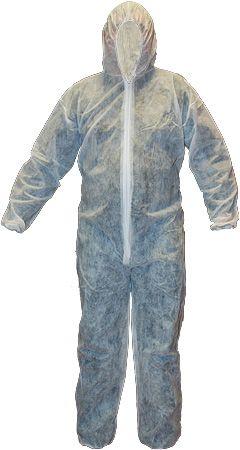 На Хэллоуин американцам предложили нарядиться в защитный костюм от Эболы