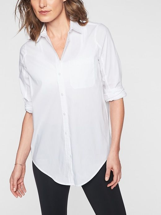 f7d382ca7cc5 The 10 Best White Shirts We've Ever Worn in 2019 | Capsule wardrobe ...