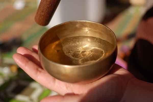 Sonidos sanadores con cuencos tibetanos | Evolución consciente