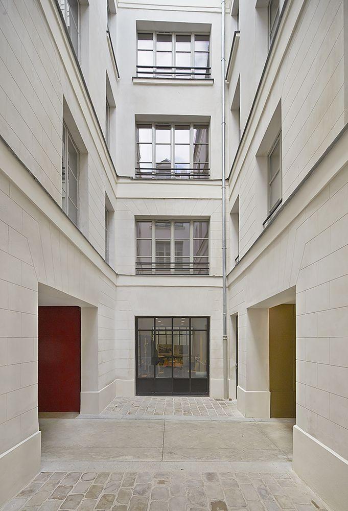 Gallery of 25 rue Michel le Comte Social Housing / Atelier du Pont - 3