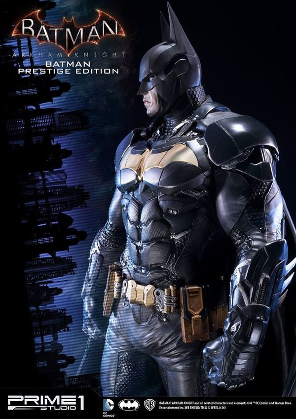 MMDC-01PS BATMAN PRESTIGE (Batman Arkham Knight) Statue From Prime-1