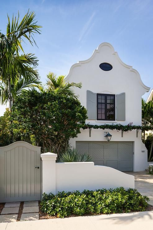 7093 best images about outdoors on pinterest hedges - Apartment exterior color schemes ...