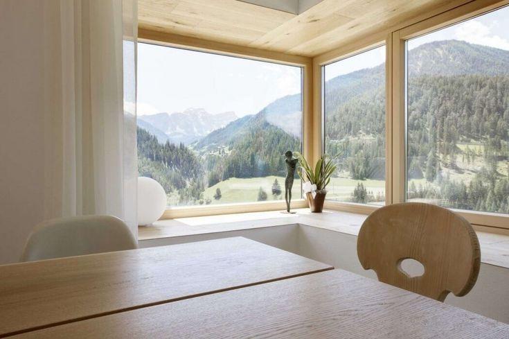 Współczesna drewniana rezydencja / Casati – nowoczesna STODOŁA | wnętrza & DESIGN | projekty DOMÓW | dom STODOŁA