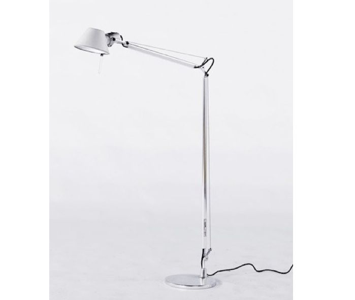 i have this tolomeo reading floor lamp in my library