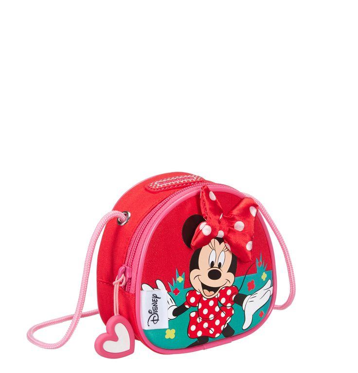 Super cool Samsonite Disney børnepung, Minnie Mouse Samsonite Børnepunge til Accessories til hverdag og til fest