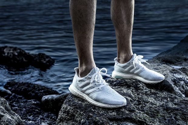 Adidas Unveils New Parley UltraBoost Colorways More